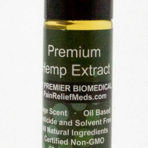 hemp extracts oil roll on applicator