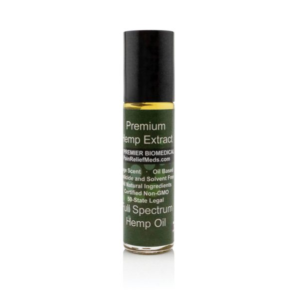 hemp oil pain relief products