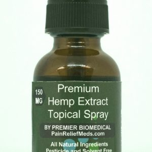 150 mg Spray bottle - Chad c